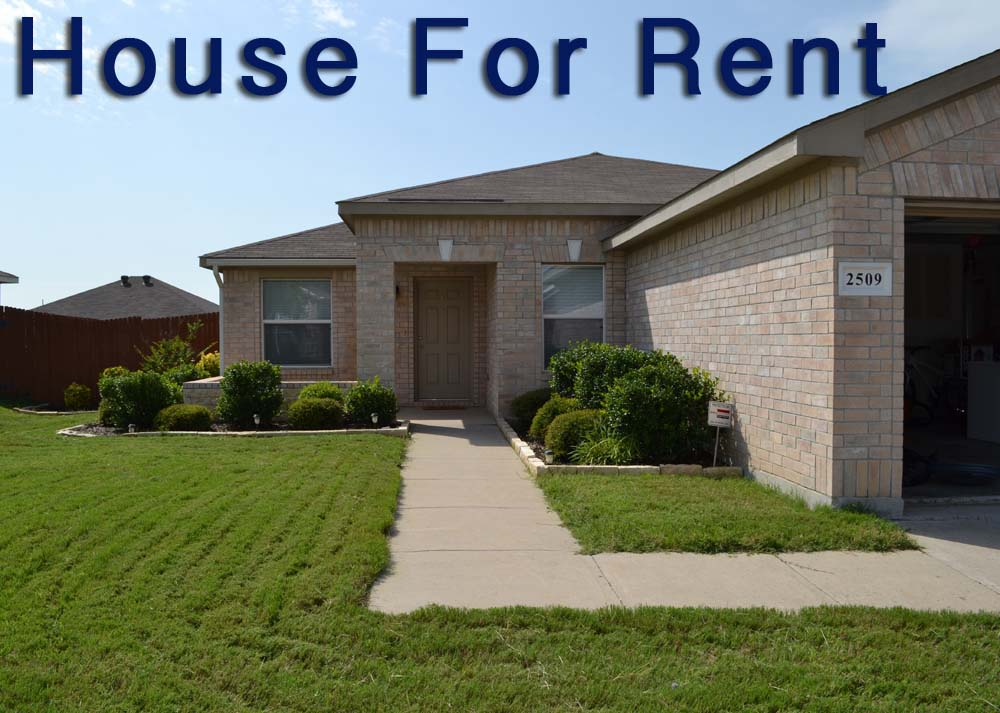 rental homes in burleson texas